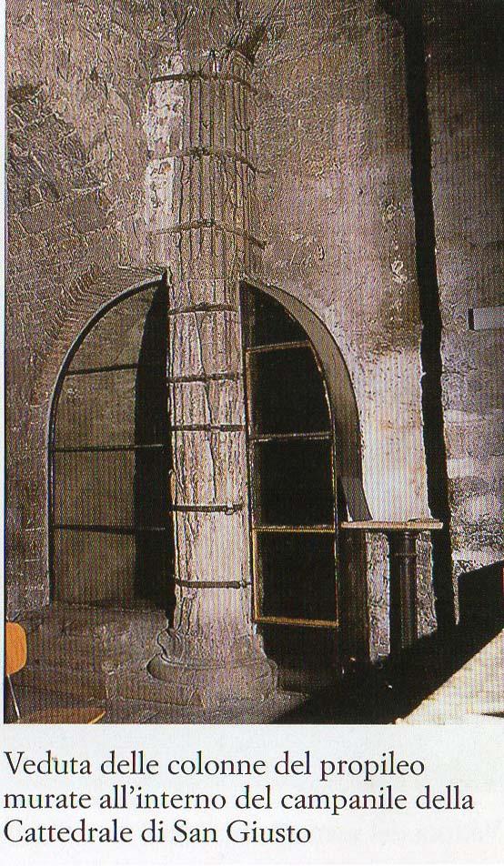 colonne propileo