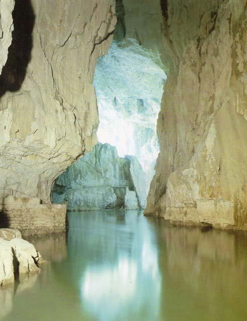 La grotta Michelangelo