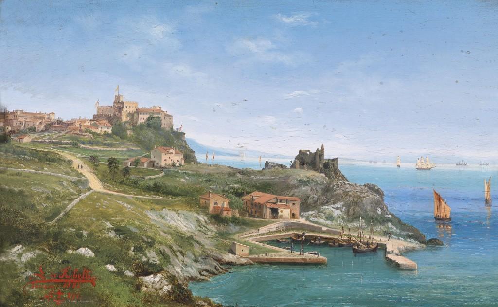 Ludwig_Rubelli_von_Sturmfest_Castello_de_Duino_1883[1]